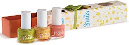 Парфюми, Парфюмерия, козметика Комплект лакове за нокти - Snails Mini Fashion (nail/3x7ml)