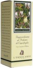 """Пена для ванны-гель для душа """"Жимолость"""" - L'erbolario Bagnoschiuma Al Profumo di Caprifoglio (мини) — снимка N2"""