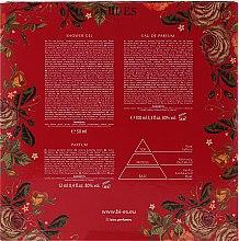 Bi-Es Blossom Roses - Комплект (парф. вода/100 ml + душ гел/50ml + парфюм/12ml) — снимка N2