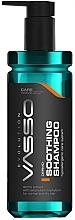 Парфюмерия и Козметика Шампоан за коса - Vasso Professional Shooting Hair Shampoo Dermo
