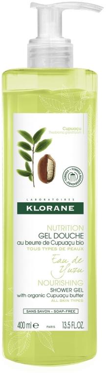 Душ гел - Klorane Klorane Cupuacu Yuzu Infusion Nourishing Shower Gel — снимка N1