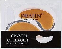 Парфюмерия и Козметика Маска-пачове за очи с колаген - Pilaten Crystal Collagen Gold Eye Mask