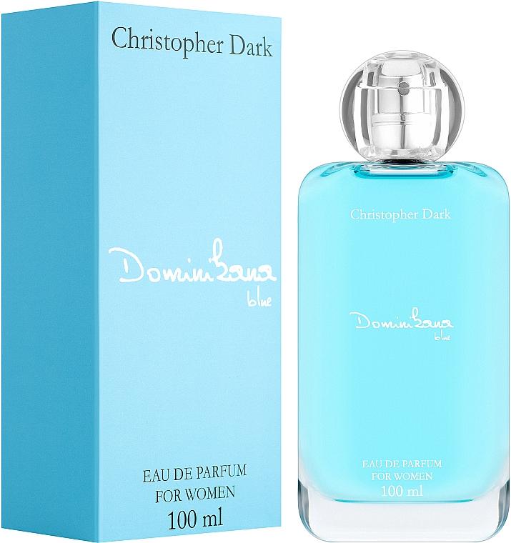 Christopher Dark Dominikana Blue - Парфюмна вода