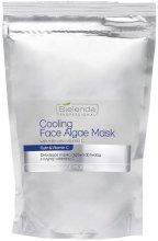 Парфюмерия и Козметика Алгинатна маска за лице с витамин С - Bielenda Professional Cooling Face Algae Mask (пълнител)