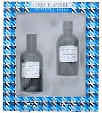 Парфюмерия и Козметика Geoffrey Beene Grey Flannel - Комплект (тоал. вода/120ml + лосион след бръснене/120ml)