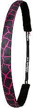 """Парфюмерия и Козметика Лента-ластик за коса """"Giraffe In Pink"""" - Ivybands"""