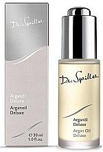 Парфюмерия и Козметика Арганово масло за лице - Dr. Spiller Argan Oil Deluxe