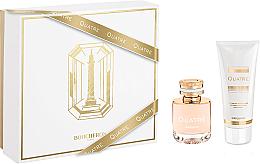 Парфюми, Парфюмерия, козметика Boucheron Quatre Boucheron Pour Femme - Комплект (парф. вода/50ml + лосион за тяло/100ml)