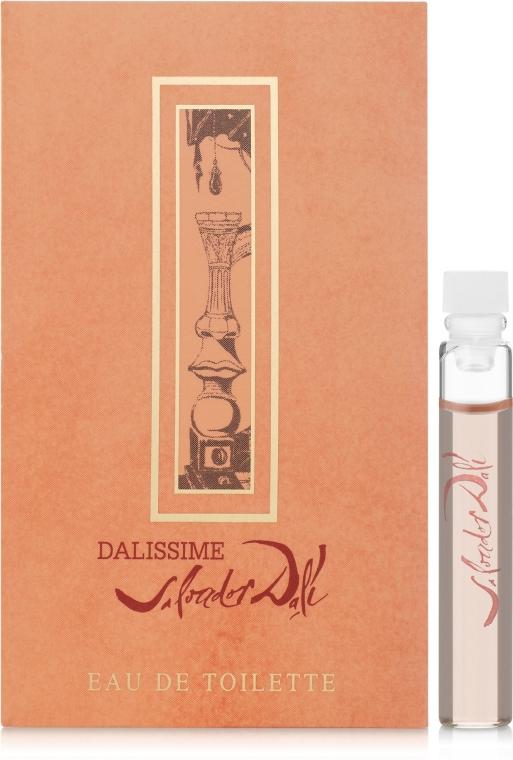 Salvador Dali Dalissime - Тоалетна вода (мостра)