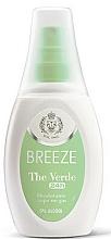 Парфюмерия и Козметика Breeze Deo The Verde - Дезодорант спрей за тяло