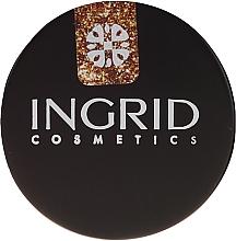 Парфюмерия и Козметика Ingrid Cosmetics Pigment - Прахообразни сенки за очи