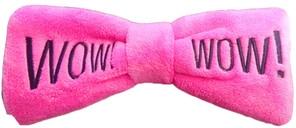 Козметична лента за коса, розова - Double Dare WOW! Pink Hair Band