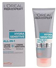 Парфюмерия и Козметика Крем за след бръснене - L'Oreal Paris Men Expert Hydra Sensitive After-Shave