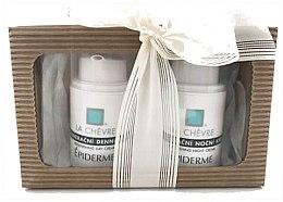 Парфюми, Парфюмерия, козметика Комплект крем за лице - La Chevre Epiderme (2xcr/50g)