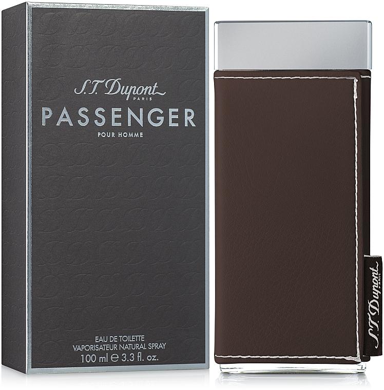 Dupont Passenger Pour Homme - Тоалетна вода — снимка N2