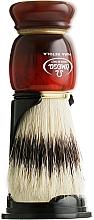 Парфюмерия и Козметика Четка за бръснене с поставка, 81151 - Omega