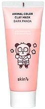 Парфюми, Парфюмерия, козметика Изсветляваща глинена маска за лице - Skin79 Animal Color Clay Mask Dark Panda