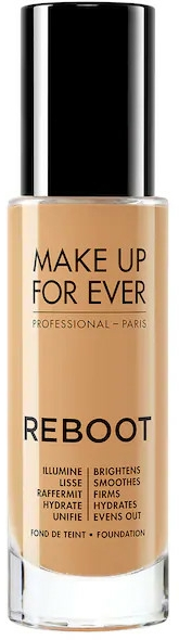 Хидратиращ фон дьо тен - Make Up For Ever Reboot Foundation — снимка N1