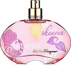 Парфюми, Парфюмерия, козметика Salvatore Ferragamo Incanto Heaven - Тоалетна вода (тестер без капачка)