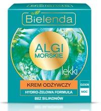 Парфюми, Парфюмерия, козметика Лек подхранващ крем, подходящ за дневна и нощна употреба - Bielenda Sea Algae Nourishing Light Cream