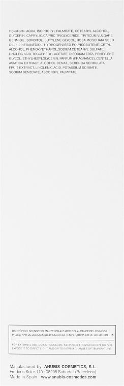 Възстановяващ крем против стрии - Anubis Regenerating Line Stria-Stop Cream — снимка N3