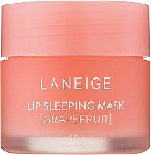 Парфюмерия и Козметика Нощна маска за устни с грейпфрут - Laneige Lip Sleeping Mask Grapefruit