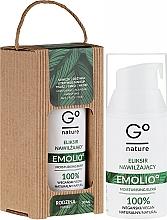 Парфюмерия и Козметика Хидратиращ еликсир за лице - GoNature Moisturizing Elixir