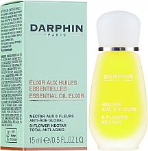 """Парфюмерия и Козметика Подмладяващ ароматен еликсир """"Нектар от 8 цветя"""" - Darphin Essential Oil Elixir 8-Flower Nectar"""