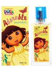 Парфюмерия и Козметика Marmol & Son Dora Adorable - Тоалетна вода (тестер с капачка)
