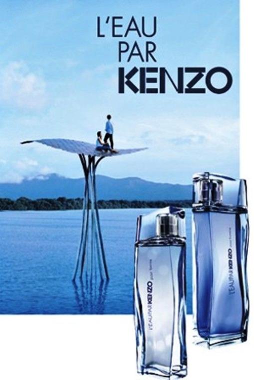 Kenzo L'Eau par Kenzo Pour Homme - Тоалетна вода (тестер без капачка)  — снимка N3
