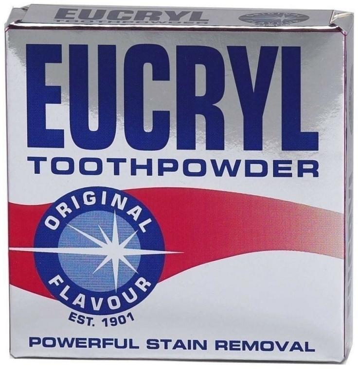 Прах за зъби - Eucryl Toothpowder Original