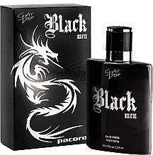 Парфюмерия и Козметика Chat D'or Pacora Black - Тоалетна вода