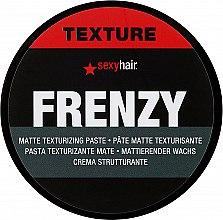 Парфюмерия и Козметика Текстуриращ крем за обем на косата - SexyHair StyleSexyHair Frenzy Flexible Texturizing Paste