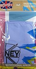 Парфюмерия и Козметика Фризьорска престилка , светло лилава - Ronney Professional Hairdressing Apron Aspik