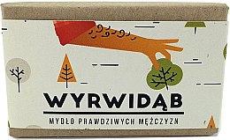 Парфюми, Парфюмерия, козметика Натурален сапун за мъже - Cztery Szpaki Wyrwidab Men Soap
