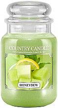 Парфюми, Парфюмерия, козметика Ароматна свещ в бурканче - Country Candle Honedew