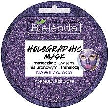Парфюми, Парфюмерия, козметика Маска за лице с хиалуронова киселина - Bielenda Holographic Mask Peel-Off