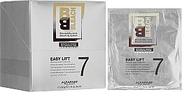 Парфюмерия и Козметика Изсветляваща пудра за коса - Alfaparf BB Bleach Easy Lift 7 Tones