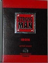 Парфюмерия и Козметика Лосион за след бръснене - Strong Men After Shave Iron