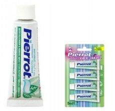 Парфюми, Парфюмерия, козметика Комплект - Pierrot Natural Freshness Travel-Compact Toothpaste (tpst/5ml + tpst/5ml + tpst/5ml + tpst/5ml)