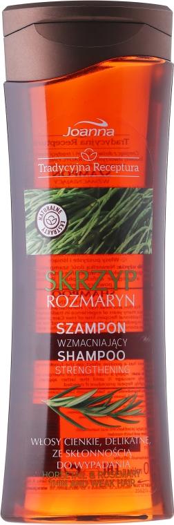 "Шампоан за коса ""Против косопад"" - Joanna Traditional Recipe Horsetail And Rosemary"