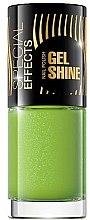 Парфюмерия и Козметика Лак за нокти - Eveline Special Effects Gel Shine