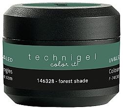 Парфюмерия и Козметика Гел за нокти - Peggy Sage Technigel Color It Coloured UV & LED