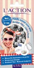 Парфюми, Парфюмерия, козметика Маска за сияйна кожа на перлена основа - L`Action Paris Do It Yourself Pearl Radiant Glow Mask