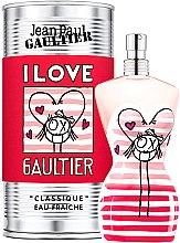 Парфюми, Парфюмерия, козметика Jean Paul Gaultier Classique Eau Fraiche Andre Edition - Тоалетна вода
