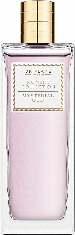 Oriflame Women's Collection Mysterial Oud - Тоалетна вода
