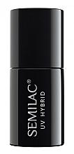 Парфюмерия и Козметика Хибриден лак за нокти - Semilac Blooming Effect UV Hybrid Nail Polish