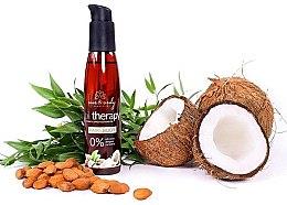 Парфюми, Парфюмерия, козметика Масло за тяло и коса с кокос и сладки бадеми - One&Only Coconut & Sweet Almond Oil Body & Hair