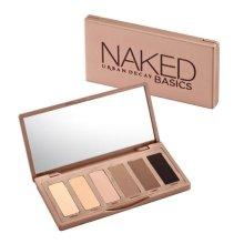 Парфюмерия и Козметика Палитра сенки за очи, 6 цвята - Urban Decay Naked Basics Eyeshadow Palette