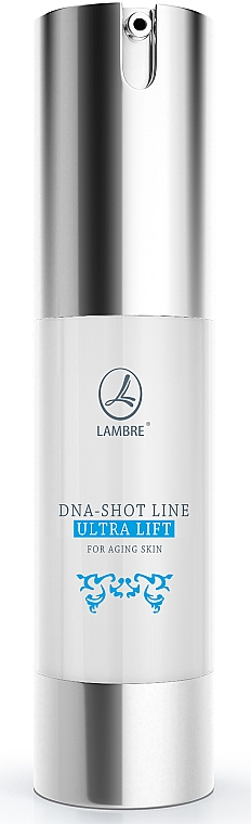 Биолифтинг комплекс за лице - Lambre DNA-Shot Line Ultra-Lift For Aging Skin